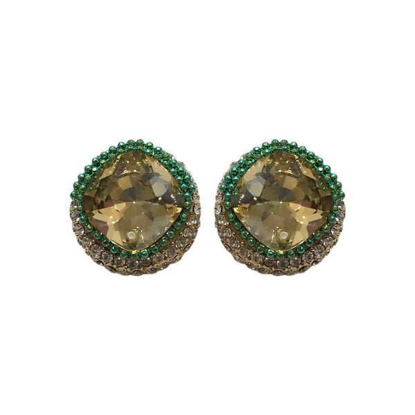 Sea Bed Vintage Top Earrings