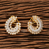 Clio Cz Tops Stud Earrings
