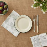 FOLKSGLOVE Dandelion Napkin - with cutlery