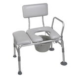 drive-medical-padded-seat-transfer-bench-with-commode-opening-12005kdc-1
