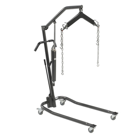 drive-medical-hydraulic-patient-lift-with-six-point-cradle-13023svlb