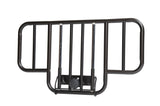 drive-medical-no-gap-half-length-side-bed-rails-with-brown-vein-finish-15201bv