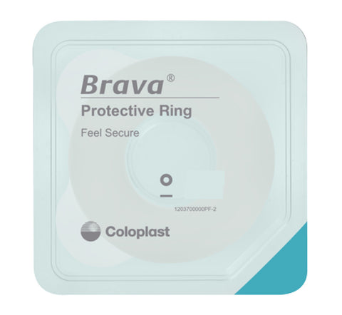 Coloplast 12037 Brava Mouldable Ring 2.5mm Thickness 27mm Diameter