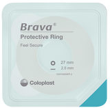 Coloplast 12035 Brava Mouldable Ring 2.5mm Thickness 18mm Diameter