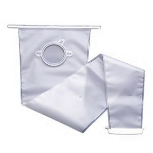 "Hollister 3824 Centerpointlock Irrigator Sleeve White For 30"" Pouch 70mm 2-3/4"""