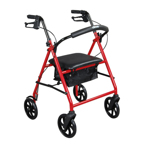 drive-medical-steel-walker-rollator-with-8-wheels-r900rd