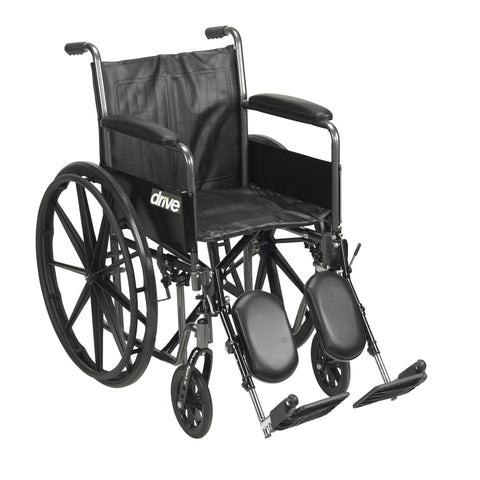 drive-medical-silver-sport-2-wheelchair-ssp220dfa-elr