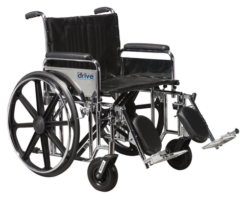 drive-medical-sentra-extra-heavy-duty-wheelchair-std22dfa-elr
