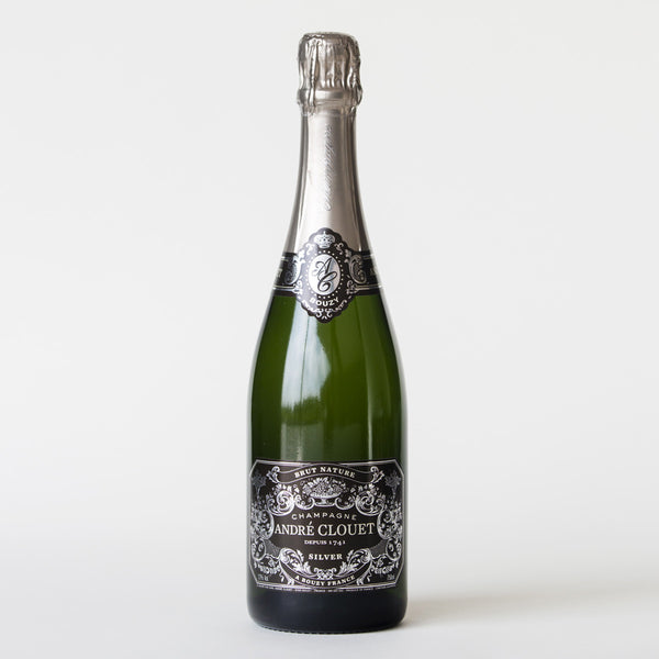 "Champagne André Clouet extra brut ""Silver"" - Hertog"