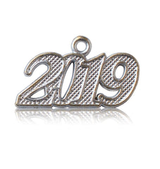 Year Charm for Graduation Tassel, Multiple Charm Options