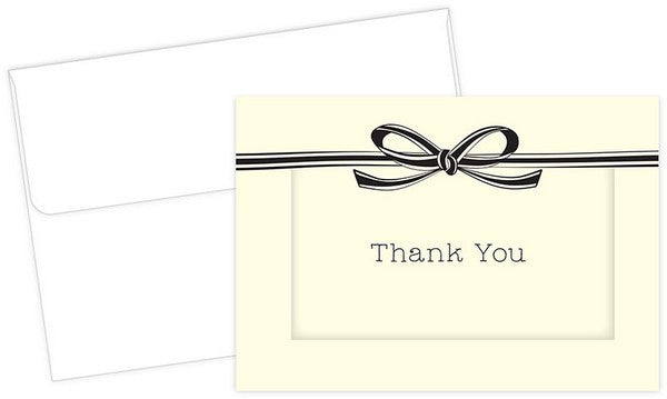 Luxe Thank You Notes - 50 Count