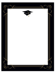 Scroll & Flourish Letterhead  -  100 Sheet Pack
