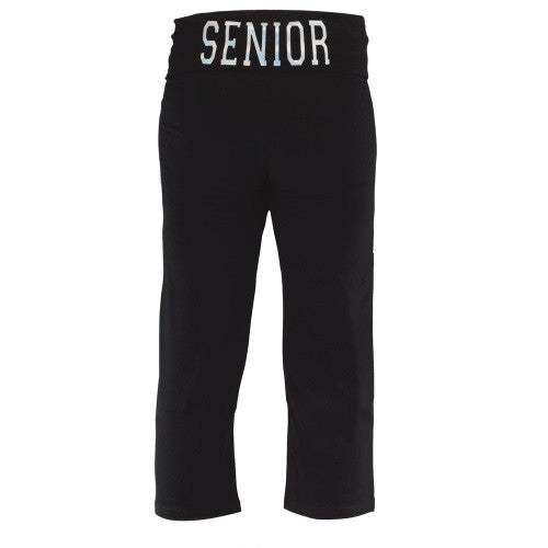 Class of 2017 Senior Yoga Pants - Large