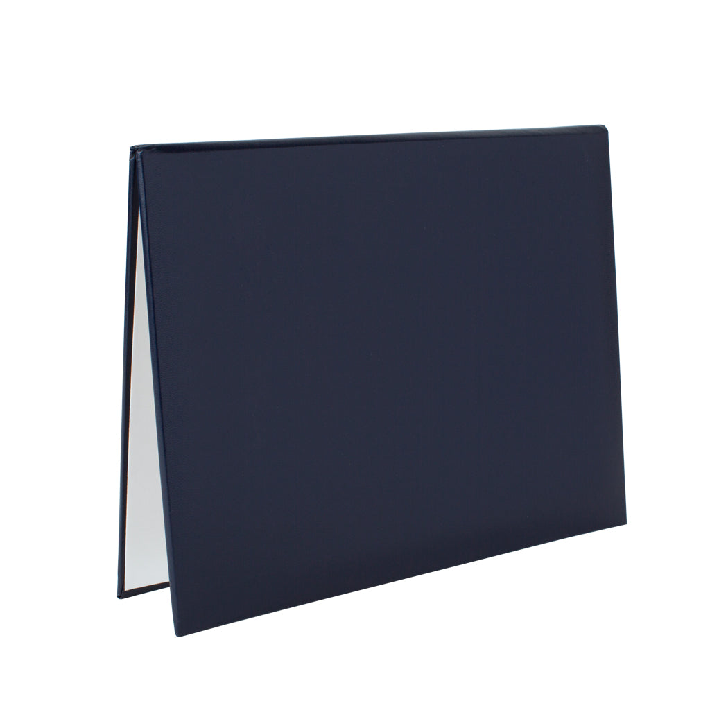 "Navy Blue Diploma Cover 8.5"" x 11"" - pack of 25"