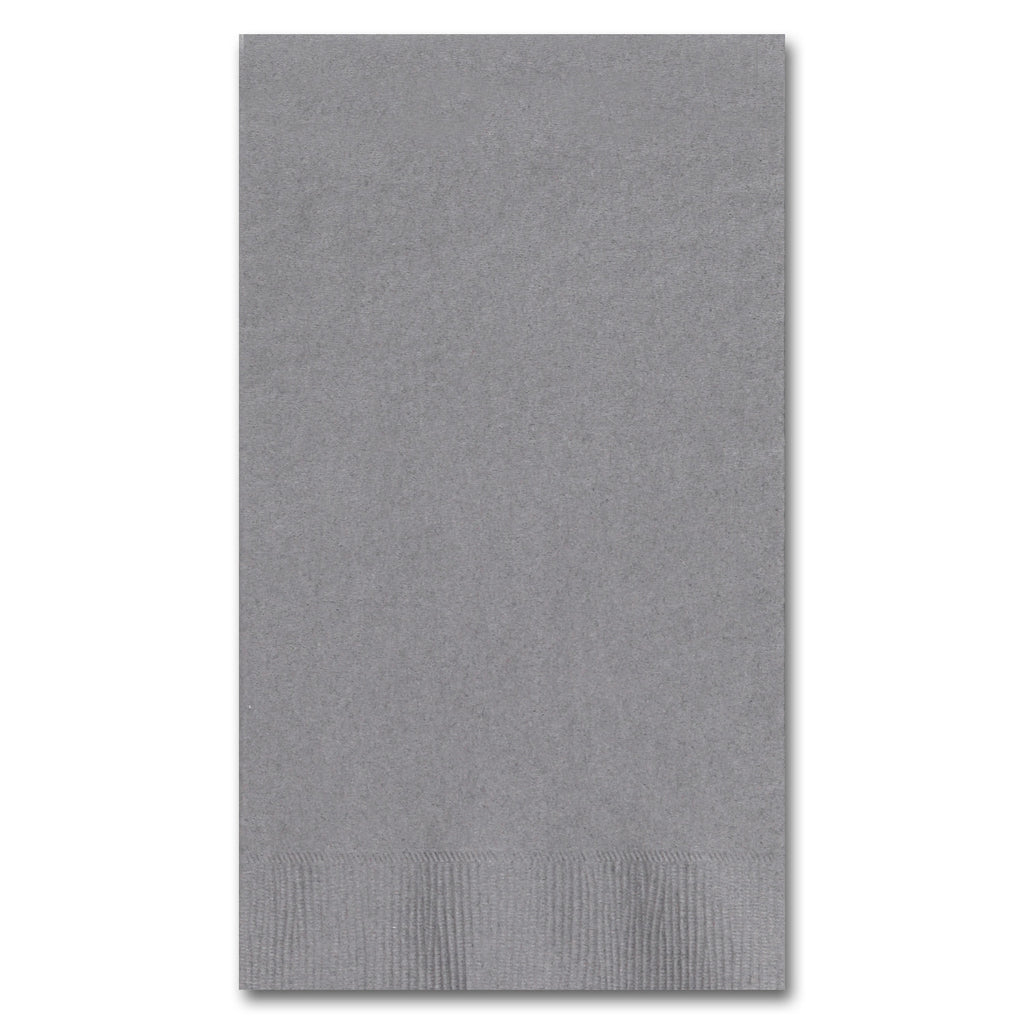 Pewter Guest Towel
