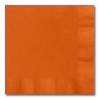 Pumpkin Dinner Napkins