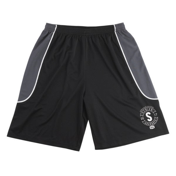 Class of 2017 Athletic Shorts - 2XL