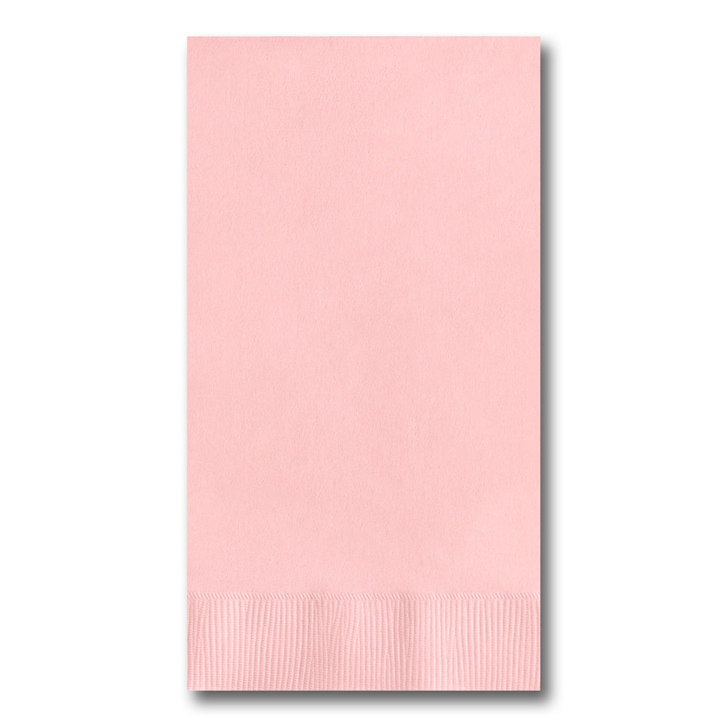 Classic Pink Guest Towel