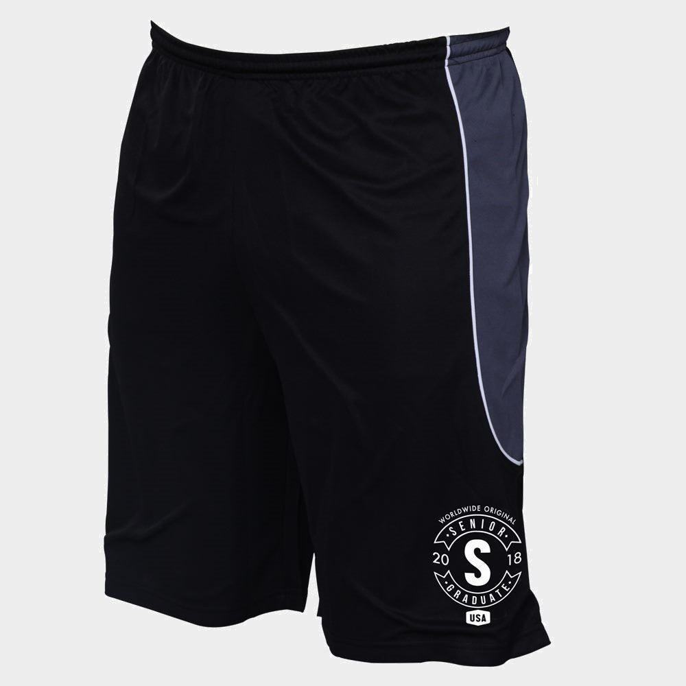 Class of 2018 Athletic Shorts