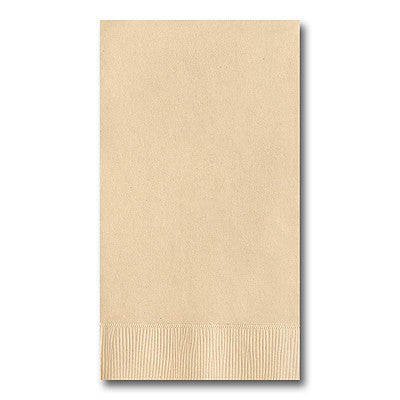 Recycled Kraft Guest Towel