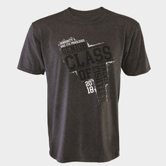 Class of 2018 Senior Short Sleeved T-Shirt