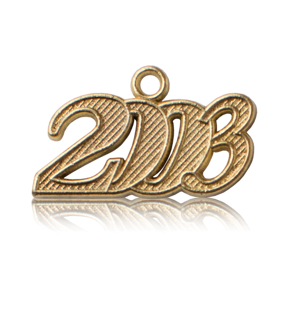 Year 2003 Drop Date Signet for Graduation Tassel