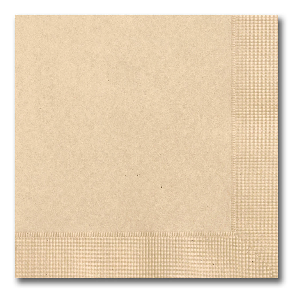 Recycled Kraft Dinner Napkins
