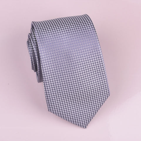 "B2B Shirts - Grey Snakeskin Patterned Skinny Tie with Diamond Luxury Fashion 3"" - Business to Business"