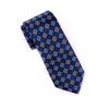 "Blue & Light Blue Pattern Style 3"" Necktie Business Elegance  For Formal Business Occasion"