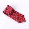 "Italian Fashionable Flower Designer Tie Men's Skinny Necktie 3"" 7.5cm Knot HOT"
