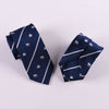 "Blue Castle & Horse 3"" Novelty Necktie Business Formal Elegance Smart Ego Man"