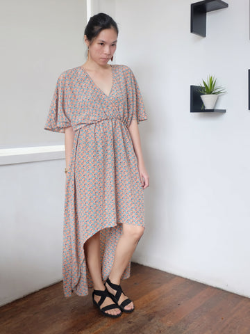 5 Minutes - Dress - Autunno Empire Asymmetric Dress