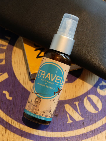 Travel Spray Germ Killer and Immune Booster
