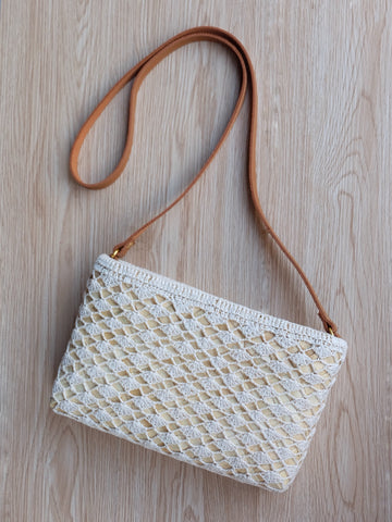Cinq Crochet Sling Bag