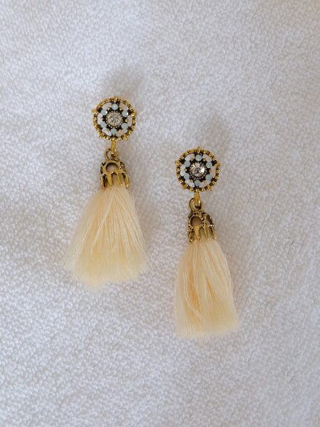 5 Minutes - Earrings - Sablier Tassel Earrings