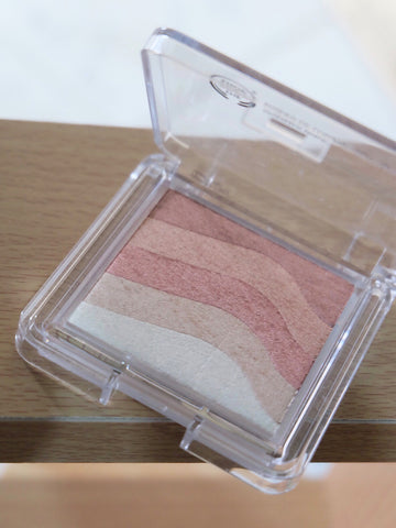 The Body Shop Shimmer Waves Blush & Highlighter