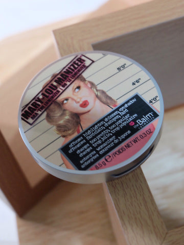 The Balm Mary-Lou Manizer® Highlighter, Shadow & Shimmer