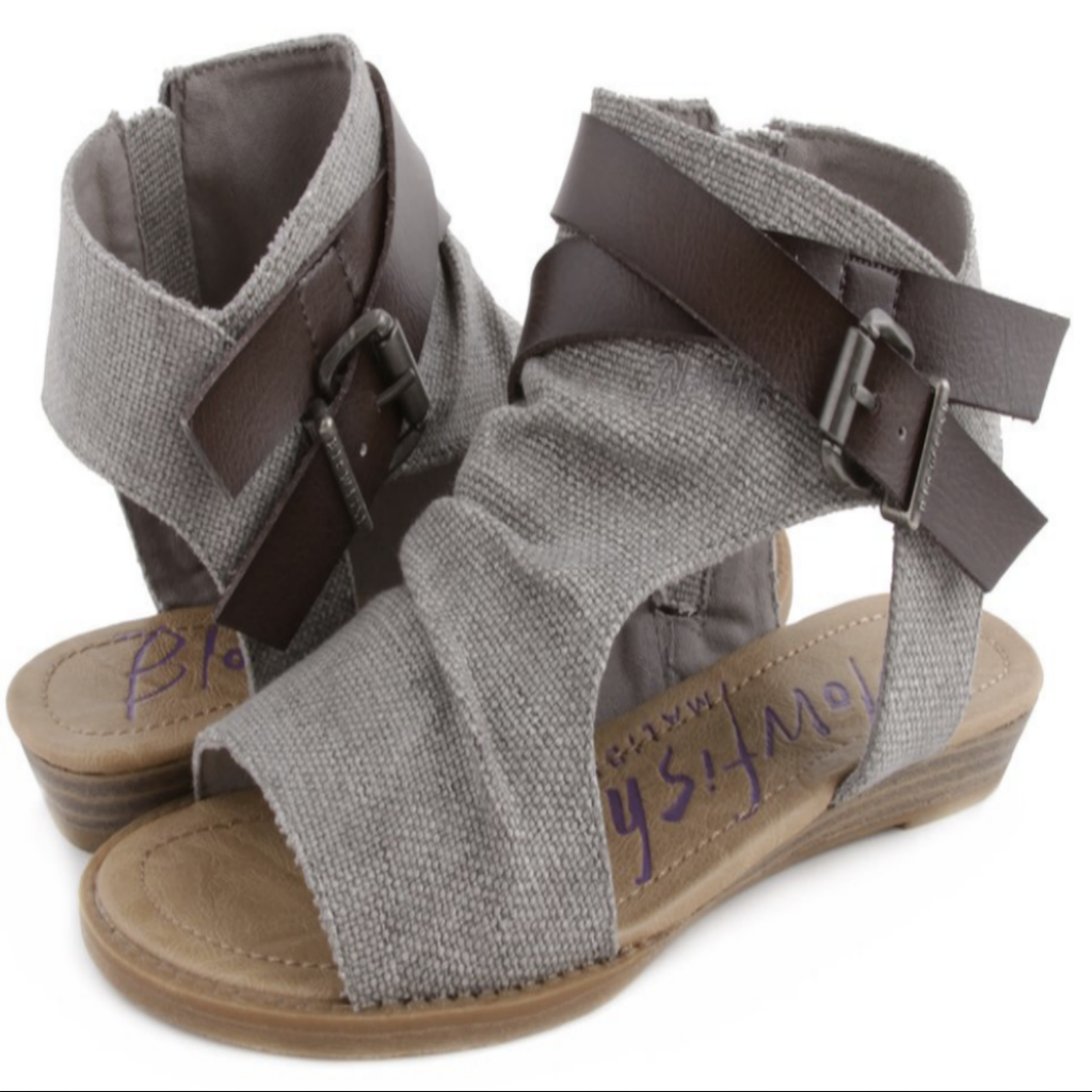 Balla - Steel Grey Rancher Canvas