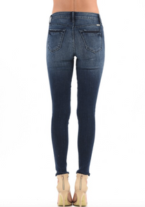 KanCan Skinny Distressed Jeans