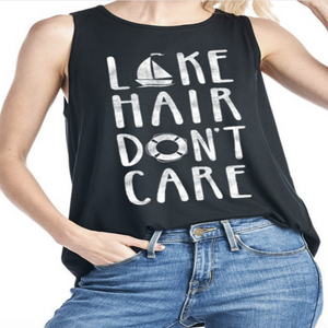 Black Lake Hair Tank