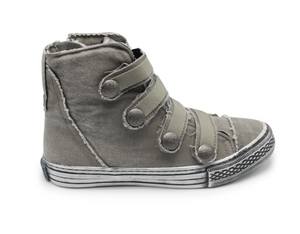 Kyan - Drizzle Grey Hipster Smoked Twill