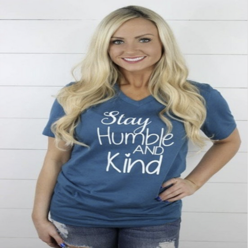 Stay Humble and Kind Tee