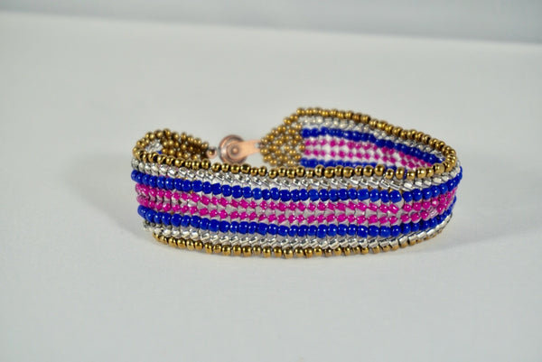 Afayo Beaded Bracelet - Adult - Linger Boutique