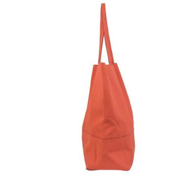 Safari Leather Bucket Bag - Linger Boutique