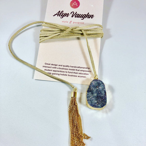 Wrap Necklace - Linger Boutique