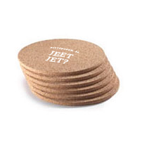 """Jeet Jet"" Cork Hot Plate"