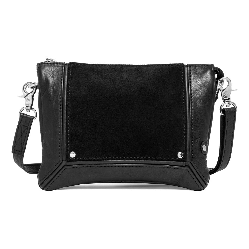 DEPECHE Small bag / Clutch Small bag / Clutch 098 Silver (Argento)