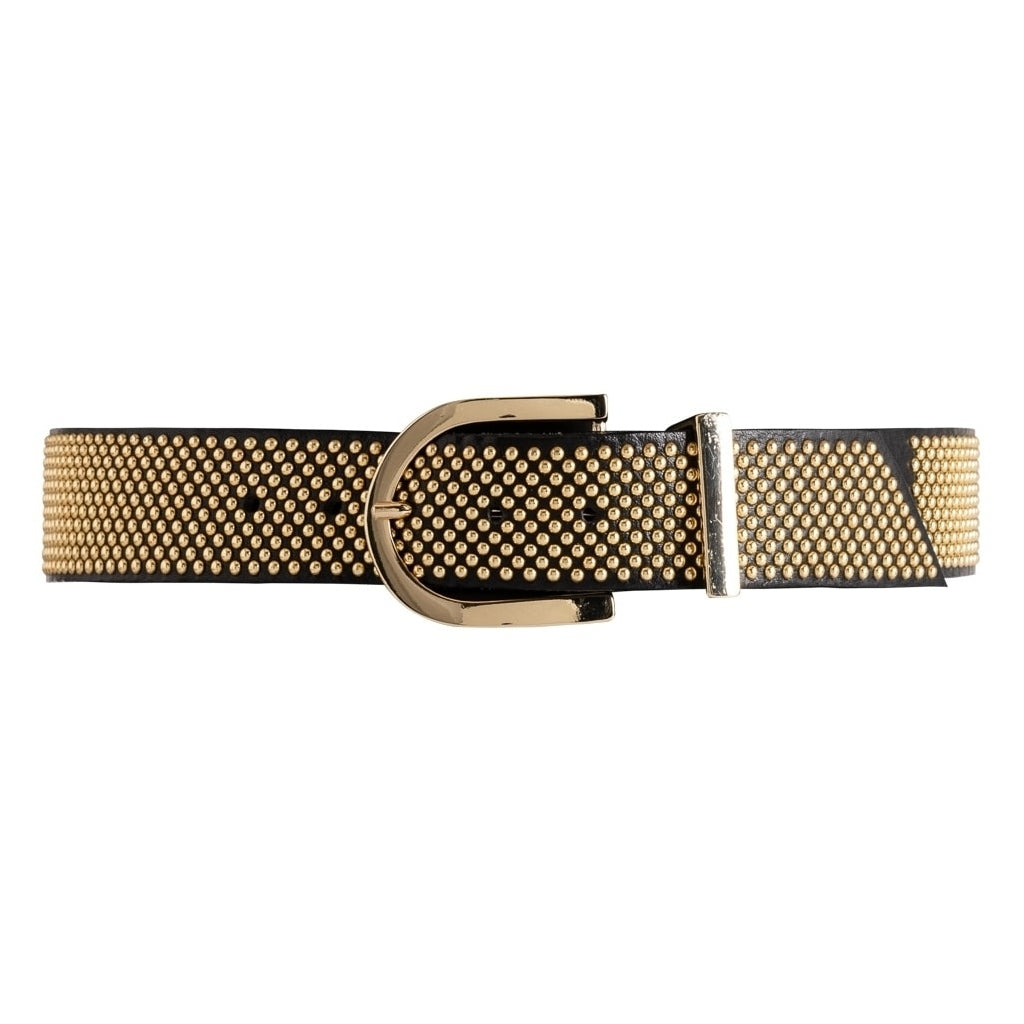 DEPECHE Jeans belt Belts 097 Gold (Platino)