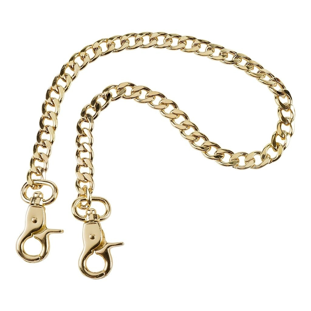 DEPECHE Short, heavy chain Accessories 097 Gold (Platino)