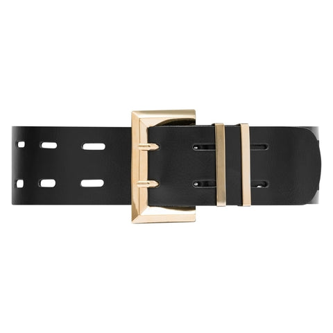 Jeans belt in soft en nice leather / 14664